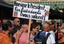 fainéants Macron