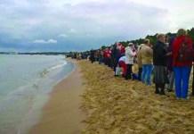 Rosaire des polonais aux frontières