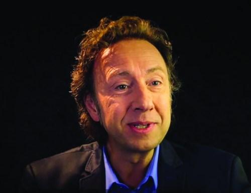 Stéphane Bern et le patrimoine