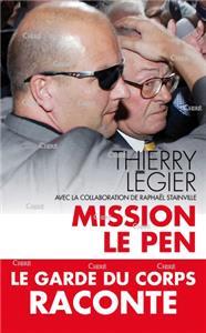 Mission Le Pen Garde du corps