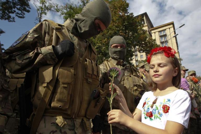 La «désoccupation» du Donbass