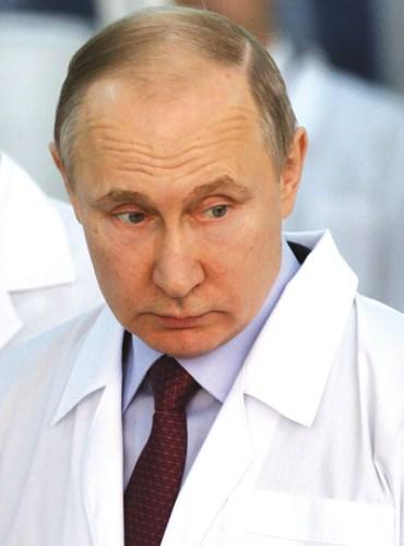 Russie-Poutine