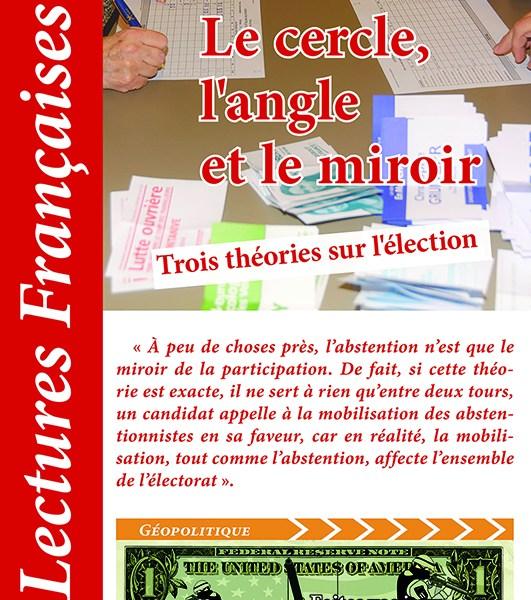 Lectures Françaises 731 - mars 2018