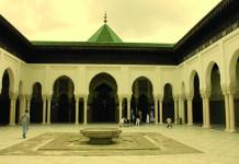 grande mosquée paris l'islam en France