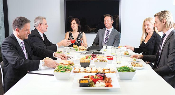 catering in azienda