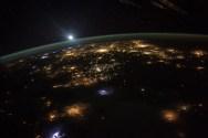 Scott Kelly 1 an dans l'espace E
