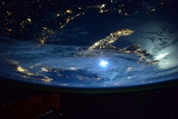 Scott Kelly 1 an dans l'espace G