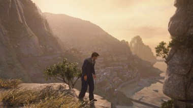 Uncharted 4 - Paysage - Italie