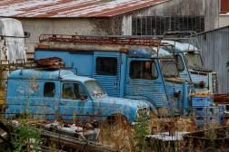 Cimetiere de voitures