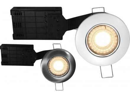 billige led spot - nordtronnic easy install led spot