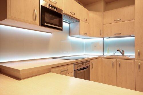 led strip lights kitchen led warehouse