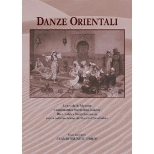 """Libro """"Danze Orientali"""""""