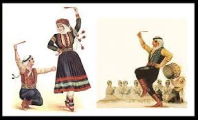 Dabka come danza di corteggiamento