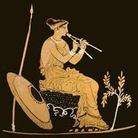 Atena, dea della pace e della guerra
