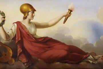 Atena, la Figlia del Padre
