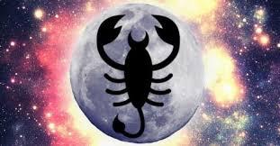 Luna piena in Scorpione