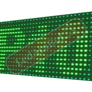 yeşil panel p10 led