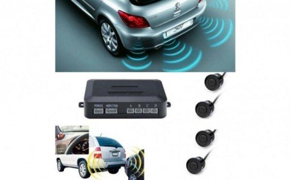 Senzori parcare cu avertizare sonora S200