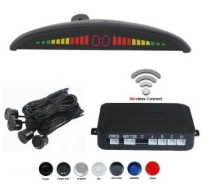 Senzori parcarecu display Wireless LED S302W