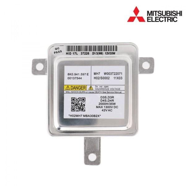 BBallast xenon compatibil cu originalul Mitsubishi 8K0941597E (8K0941597B, 8K0941597C, 1307329315, W3T21071) Inlocuieste cu succes balastul original