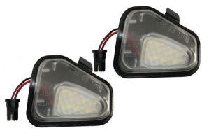 Lampi LED Auto VW Passat CC, Passat (B7) 2011~, EOS, SCIROCCO Undermirror