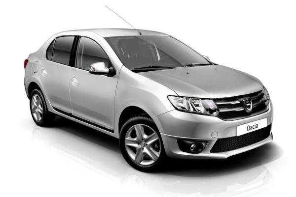 Dacia Logan II 2013 - 2016