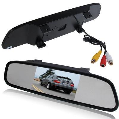 """Display auto LCD 4.3"""" D703 pe oglinda retrovizoare"""