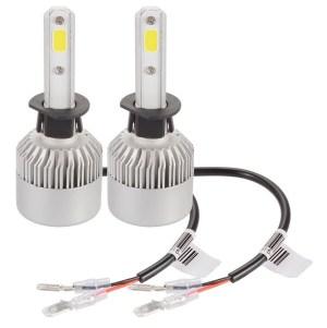 Led auto H1 Canbus pentru far auto putere 60W, luminozitate 8000 Lm