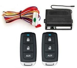 modul inchidere centralizata auto cu 2 telecomenzi functie confort, inchidere centralizata auto universala.
