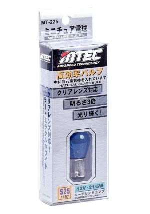 BEC AUTO XENON EFFECT MTEC P21W (S25/1157) CU DUBLA INTENSITATE -