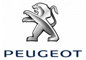 Proiectoare led logo Peugeot
