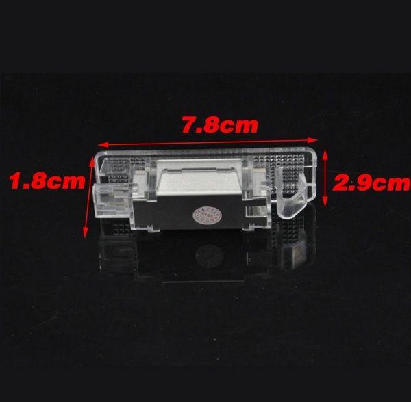 Lampi LED Portiere si Interior BMW E53 (X5), E39, Z8 (E52) Canbus