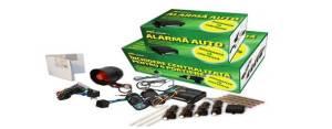 Inchidere centralizata si alarme auto