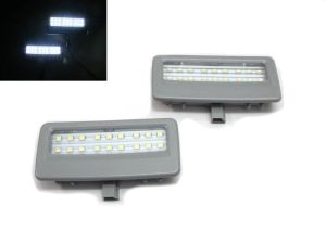 Lampi cu LED Parasolar BMW F01, F02, F03, F04, F10, F11, F07 CANBUS