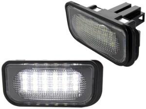 Lampi numar led MERCEDES C Class W203 Sedan, CLK Clase W209 CANBUS