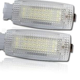 Lampi cu LED Parasolar SEAT Alhambra, SKODA, VW CANBUS OEM
