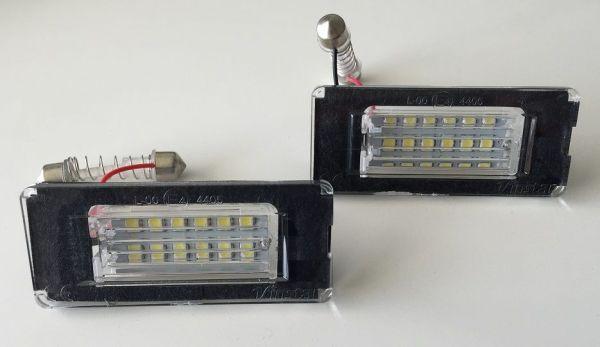 Lampi numar led MINI COOPER R56 CANBUS OEM