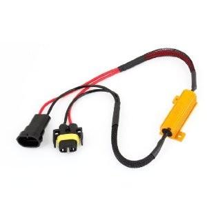Anulator eroare Led HB3(9005) / HB4(9006) - Rezistor 50W 8 Ohm CANBUS Auto