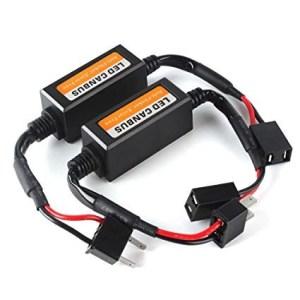 Set 2 anulatoare eroare becuri LED H7 PREMIUM Auto