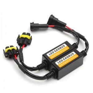 Set 2 anulatoare eroare becuri LED H8, H9, H11 PREMIUM Auto