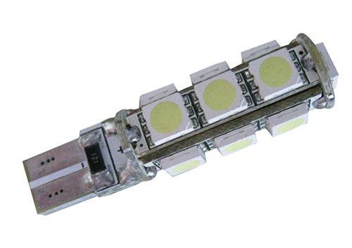 Led auto T10 cu 13 SMD cu Stroboscop PREMIUM