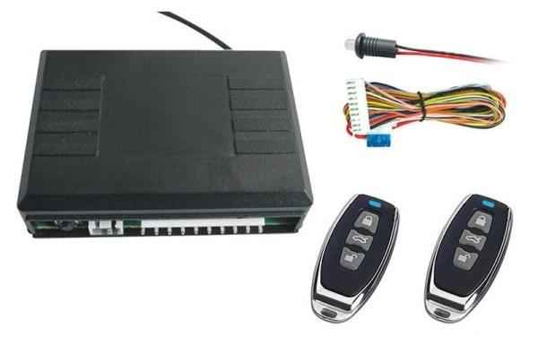Modul inchidere centralizata cu 2 telecomenzi cu functie confort PREMIUM