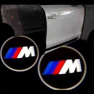 Proiectoare Portiere cu Logo BMW ///M PREMIUM