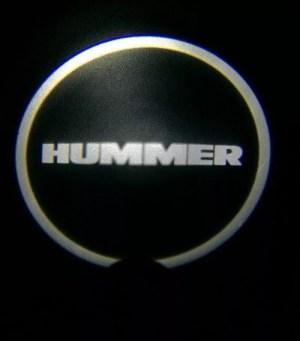Proiectoare Portiere cu Logo Hummer PREMIUM