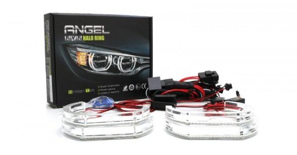 Kit Angel Eyes SMD DTM pentru BMW F30, F36 (BMW Seria 3 2011+; Seria 4 2013+) PREMIUM