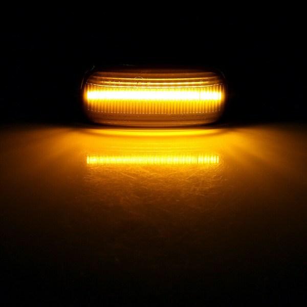 Set 2 Semnalizari Aripa LED Dinamice A3, A4, A6, A8, TT, Allroad PREMIUM