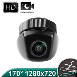 Camera marsarier HD, unghi 170 grade cu StarLight Night Vision BMW X5 E70, X5 E53), X6 E71, X6 E72, X3 E83 PREMIUM