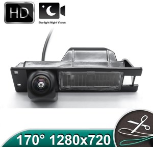 Camera marsarier HD, unghi 170 grade cu StarLight Night Vision pentru Opel Vectra, Zafira, Astra, Insignia, Corsa PREMIUM