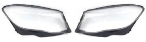 Set 2 sticle faruri pentru Mercedes GLA X156 Non Facelift (2013 - 2017) - HW050 OEM