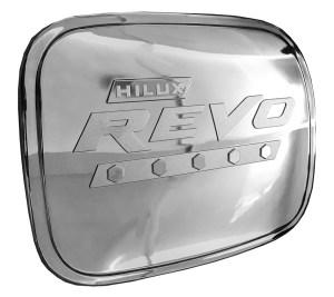 Capac rezervor cromat Toyota Hilux Revo 2015, 2016, 2017, 2018, 2019 TYE250 PREMIUM